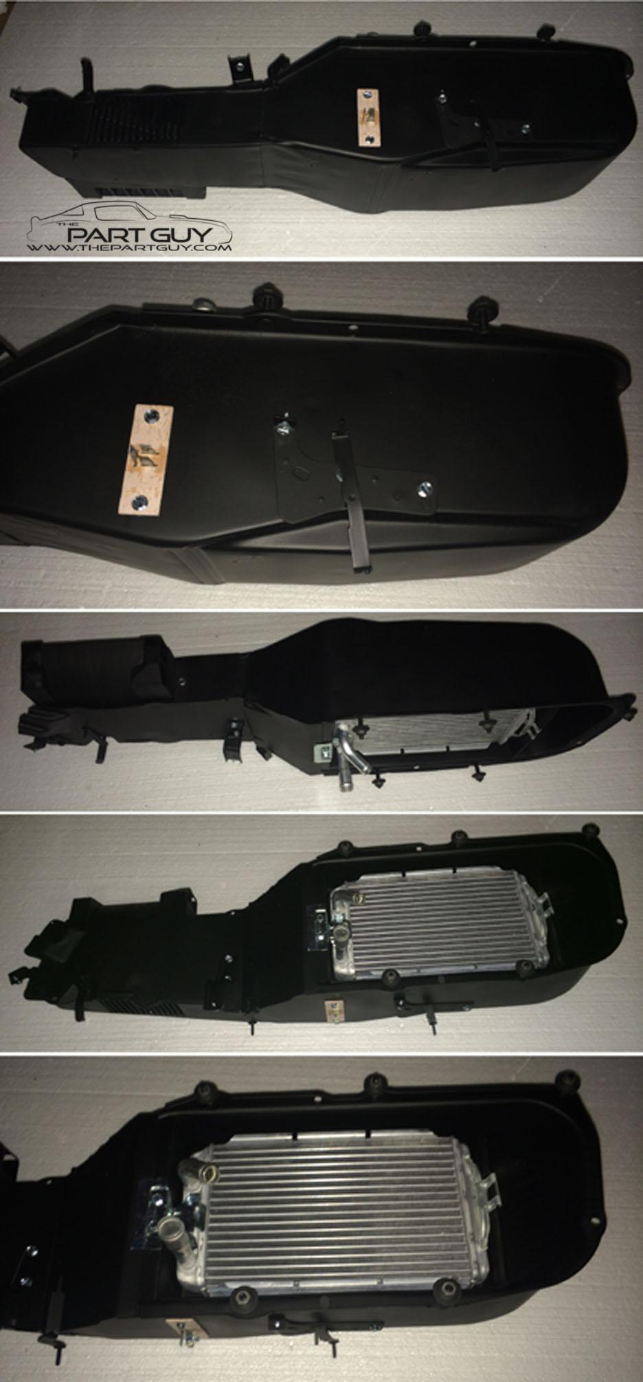 Heater Box Chevelle